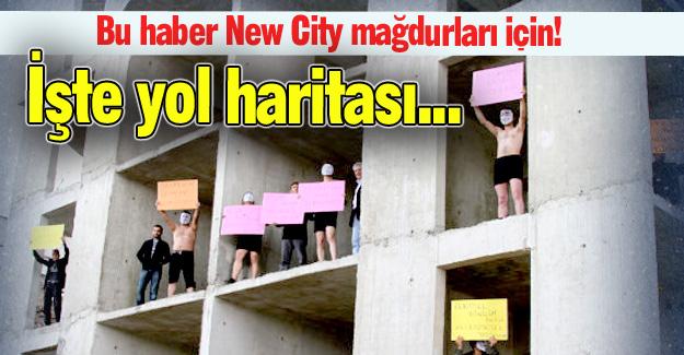 New City mağdurlarına müjde!