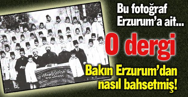 Erzurum'u öyle bir anlatmış ki!