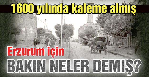 400 yıllık Erzurum tarifi