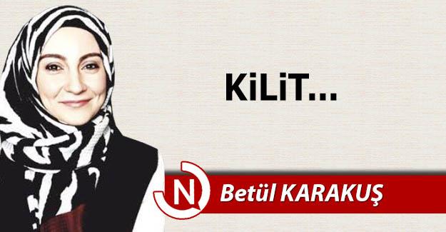 Kilit...