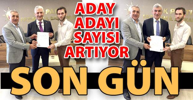 AK Parti'de hareketli Pazar...
