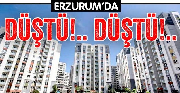 Erzurum'da olacağı buydu!..