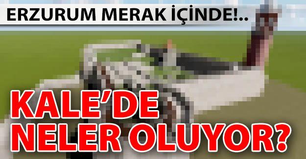Erzurum merak içerisinde!..