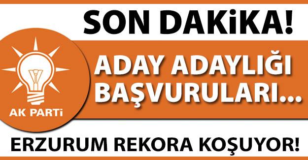 Erzurum yine rekorun peşinde!..