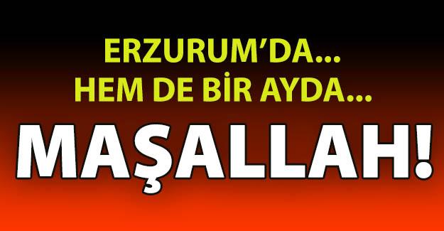 Erzurum'a maşallah!..