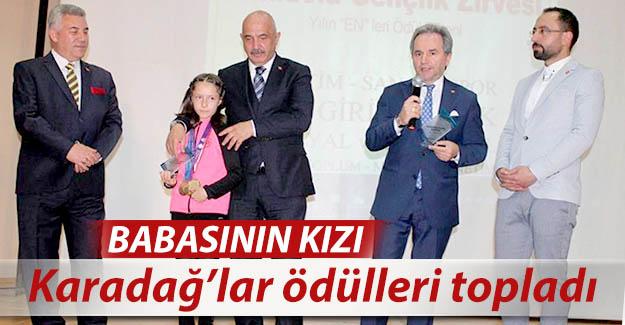 Ödülleri Karadağ'lar topladı!..