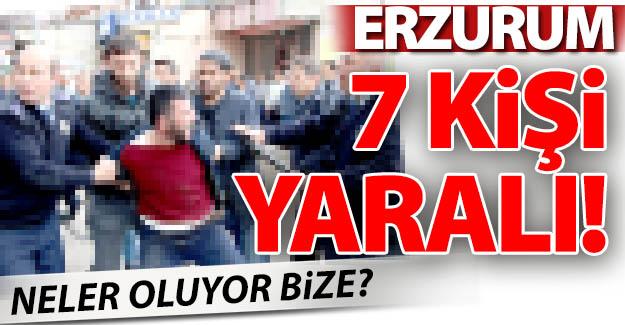 Erzurum'a neler oluyor?