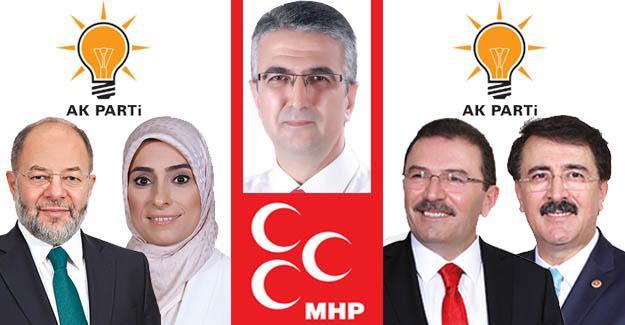 Erzurum'da ittifak başarısı