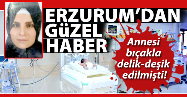 Erzurum'dan güzel haber var!
