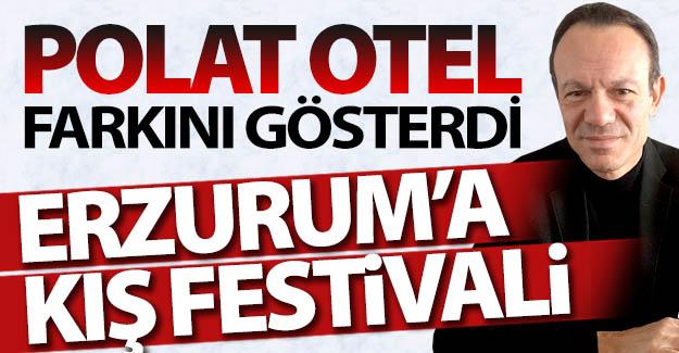 Erzurum Kış Festivali'ne saatler kaldı!