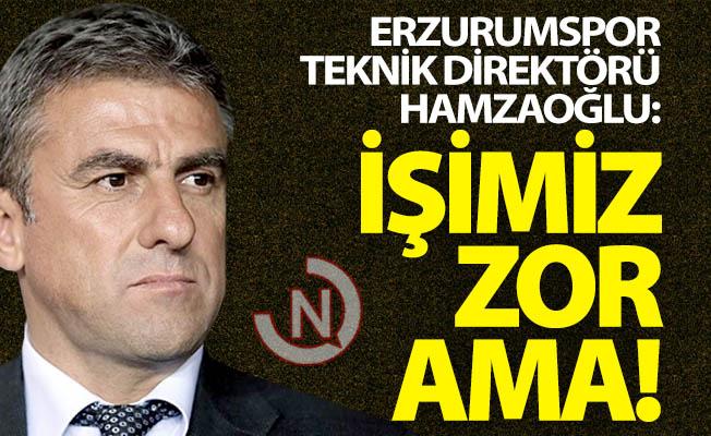 Erzurumspor'da son durum!