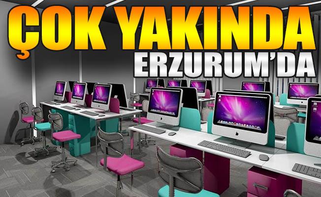 Çok yakında Erzurum'da...