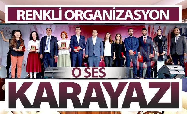 """Erzurum'da """"O SES KARAYAZI"""" rüzgarı"""