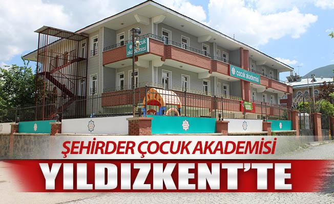 ŞEHİRDER Çocuk Akademisi Yıldızkent'te