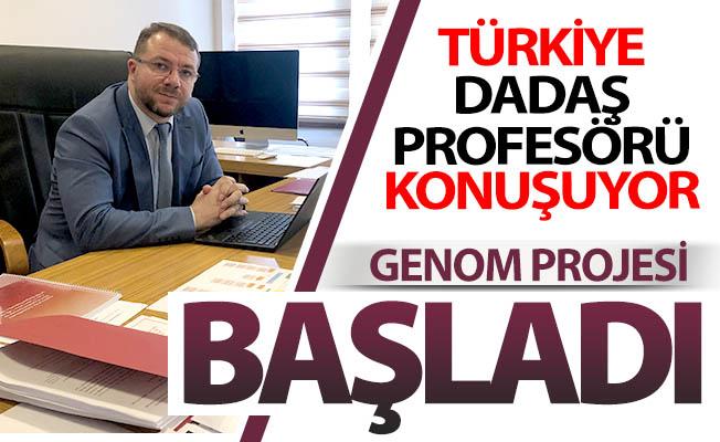 GENOM Projesi start aldı