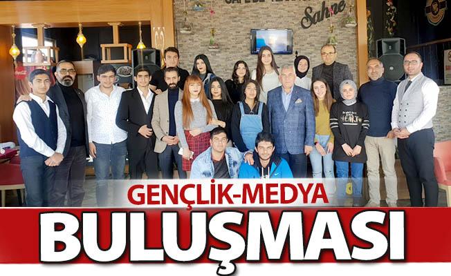 Erzurum'da gençlik ve medya buluşması