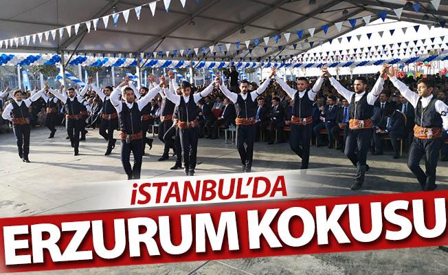 İstanbul'da Erzurum rüzgarı
