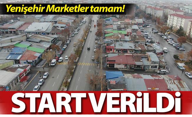 Marketler projesine start verildi