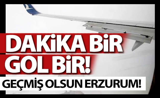 Geçmiş olsun Erzurum!