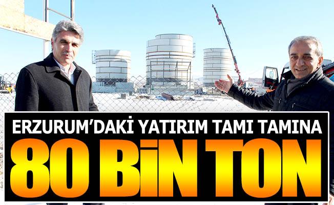İşte Erzurum'a yapılan o terminal!