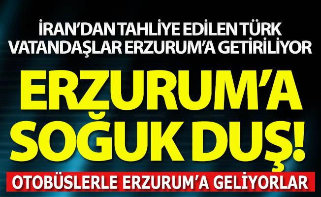 Erzurum için şok gelişme!