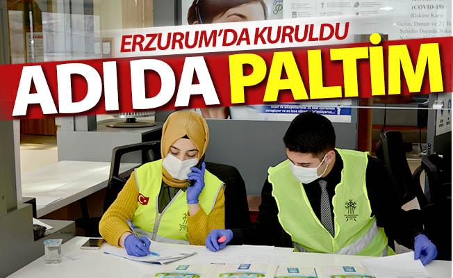 Erzurum'da PALTİM kuruldu
