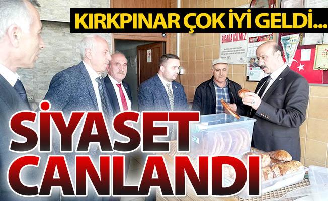 Kırkpınar Erzurum'a İYİ geldi...