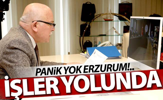 Erzurum'un içini rahatlatan açıklama...