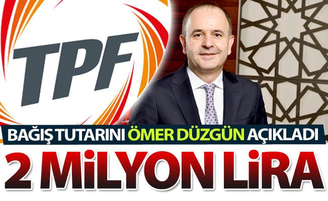 Tamı tamına 2 milyon lira!