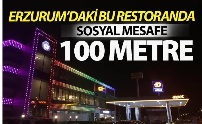 Erzurum'da çok yakında hizmete açılıyor...