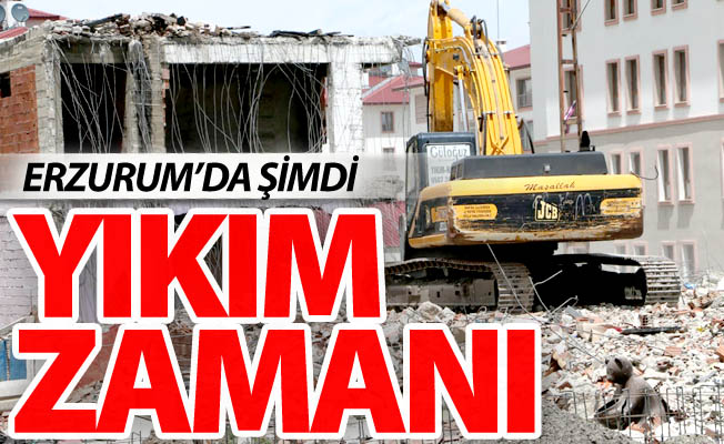 Erzurum'da sezon açıldı!