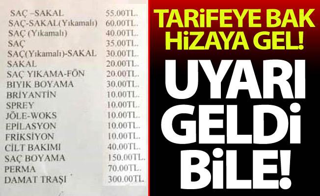 Erzurum'da uyarı yapıldı bile!