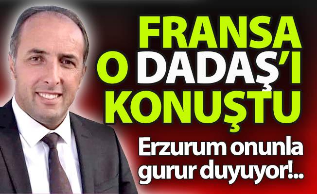 Erzurum onunla gurur duyuyor!