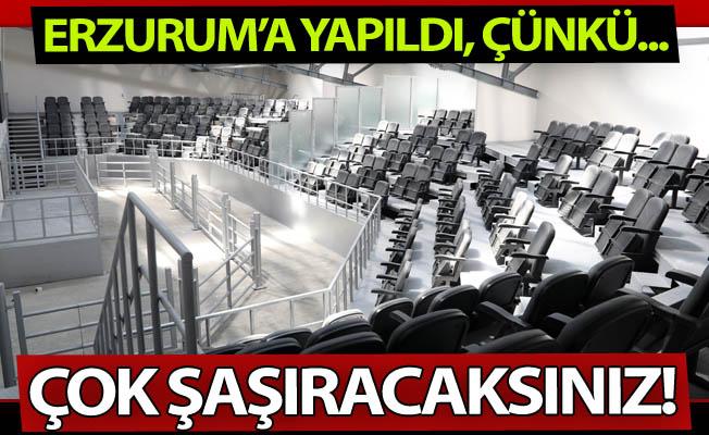 Erzurum'da bunu yaptılar, çünkü...