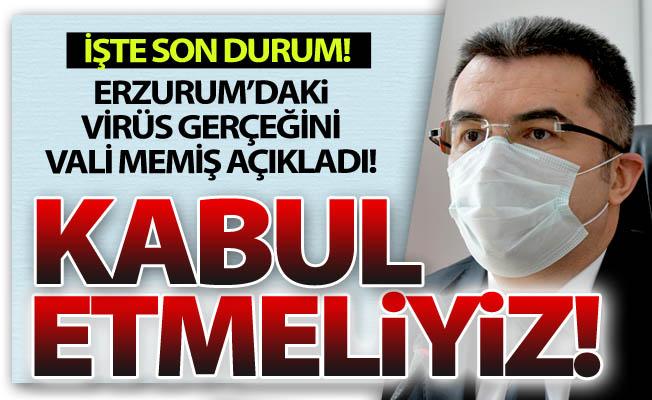 Erzurum'da işte son durum!