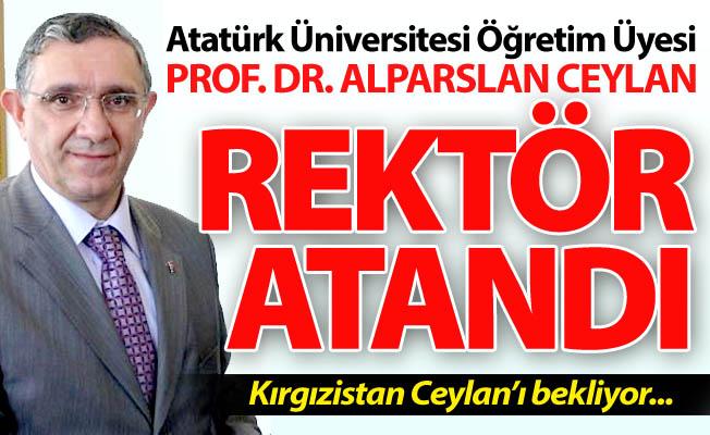 Kırgızistan, Ceylan'ı bekliyor...