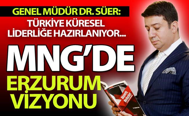 MNG AVM'de Erzurum vizyonu...