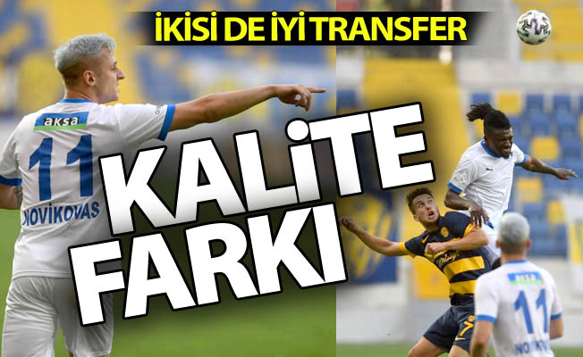 Dadaş'ın yeni transferleri tam isabet!