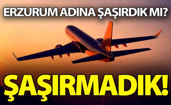 Erzurum adına hiç şaşırmadık!