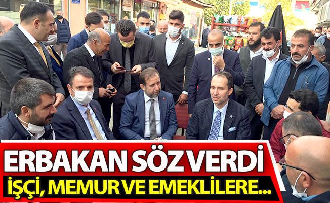 Erzurum'dan Türkiye'ye söz verdi
