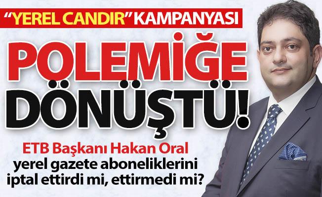 Erzurum'da YEREL polemik!