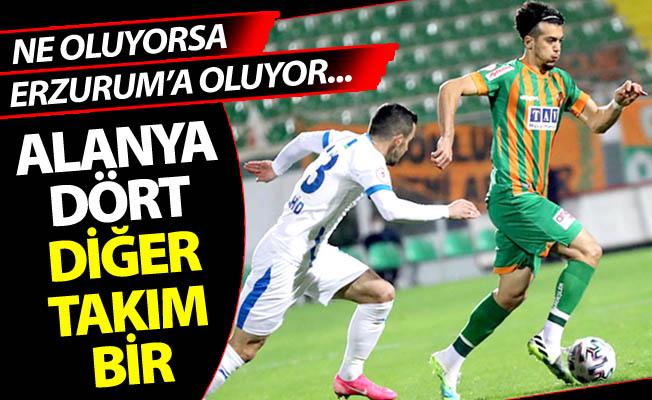 Ne oluyorsa Erzurum'a oluyor!..