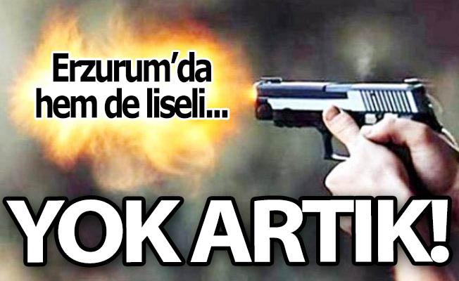 Erzurum'da yok artık!