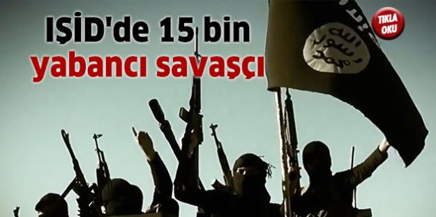 BM'nin IŞİD raporu şaşrttı! IŞİD'de bakın kaç yabancı savaşçı katılmış?