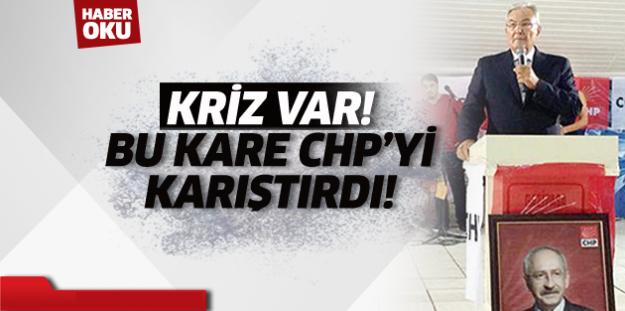 BU FOTOĞRAF CHP'DE KRİZ YARATTI !