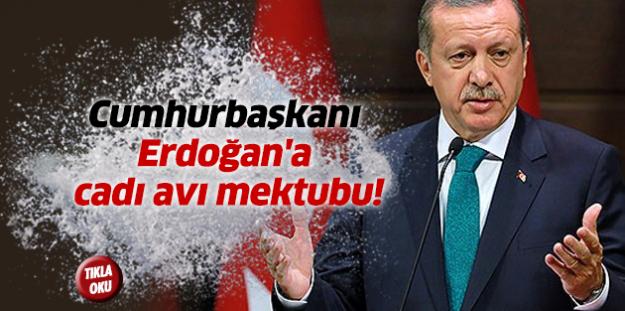 Cumhurbaşkanı Erdoğan'a cadı avı mektubu!