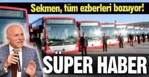 Erzurum ulaşımında dev hamle