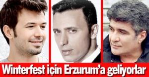 2. Erzurum Kış Festivali başlıyor...