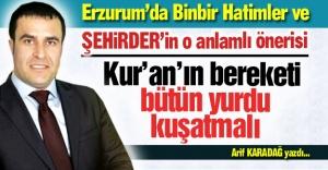 Erzurum ve Binbir Hatimler...