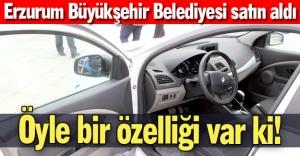 Erzurum'da bir ilk...